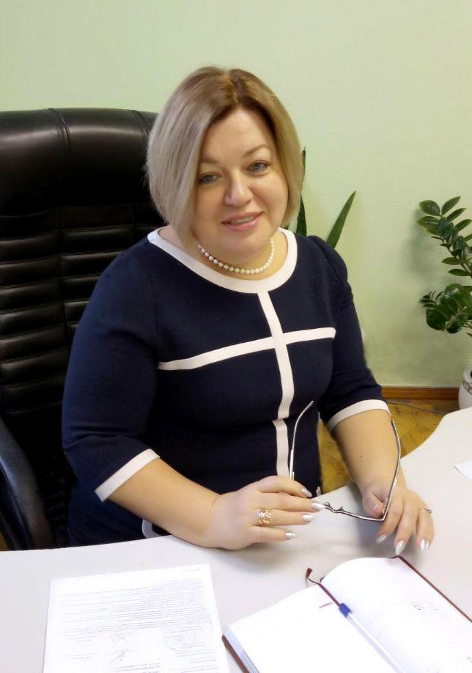 Кравченко Лариса Анатоліївна